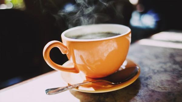 Reduction of caffeine intake