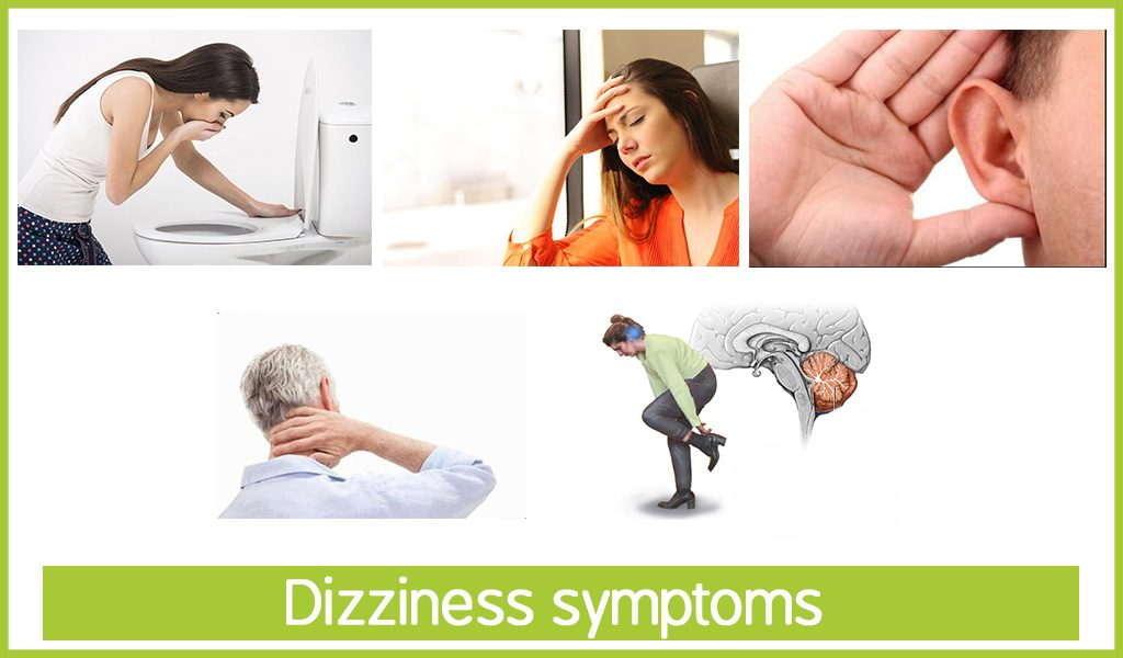 dizziness symptoms