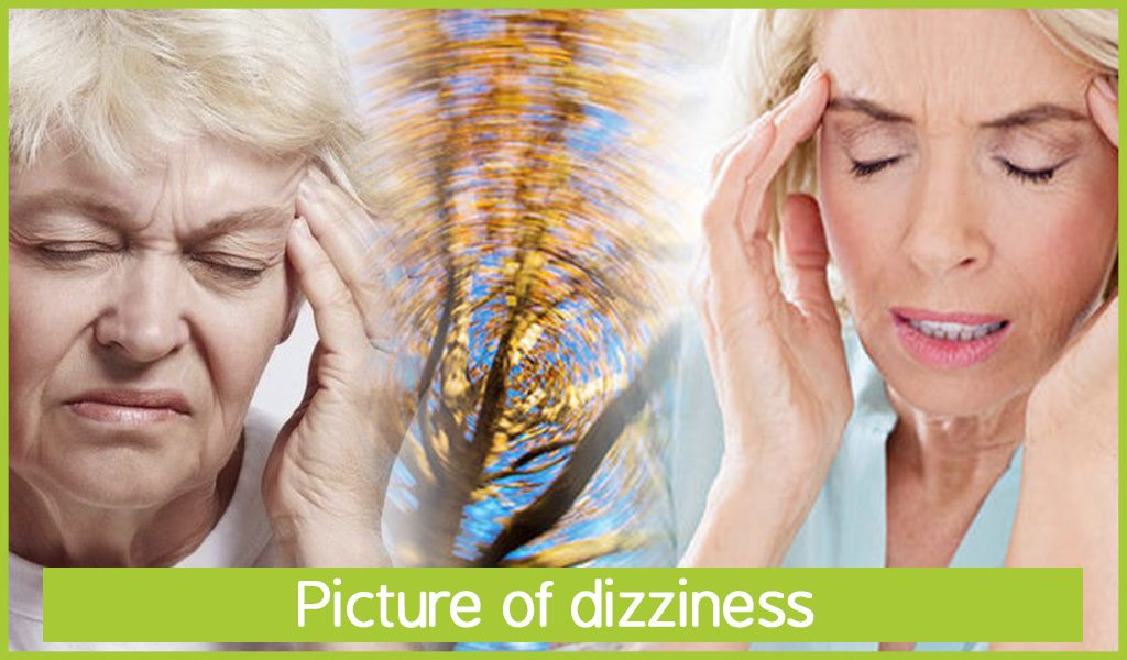 picture of dizziness